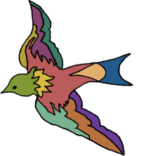 swallow logo